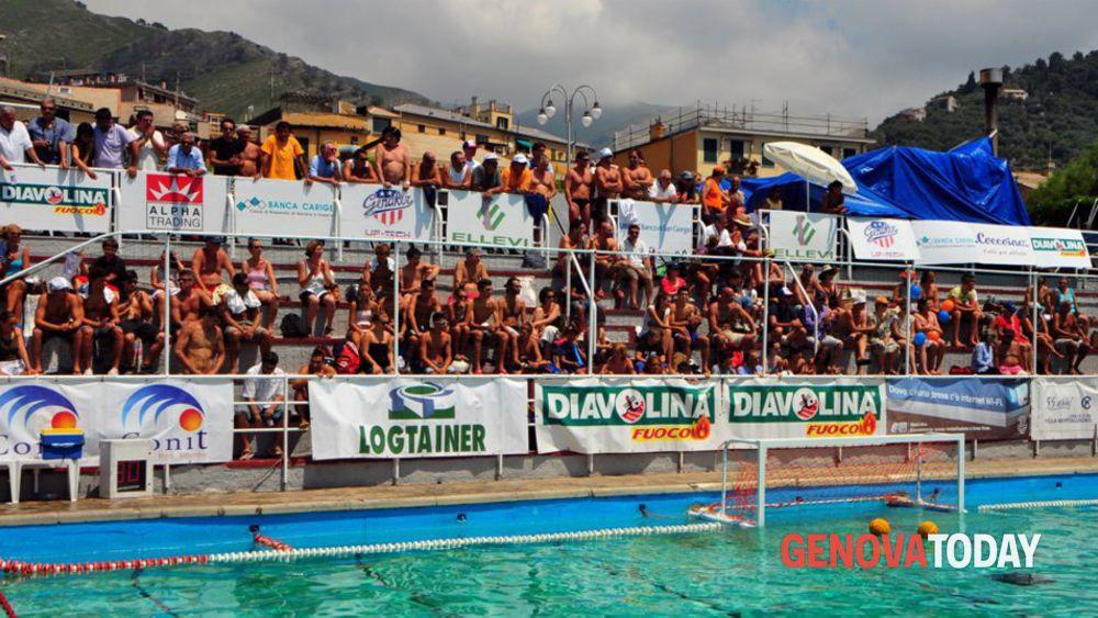 Nervi apertura rinviata piscina massa resta chiusa for Piscina quinto genova