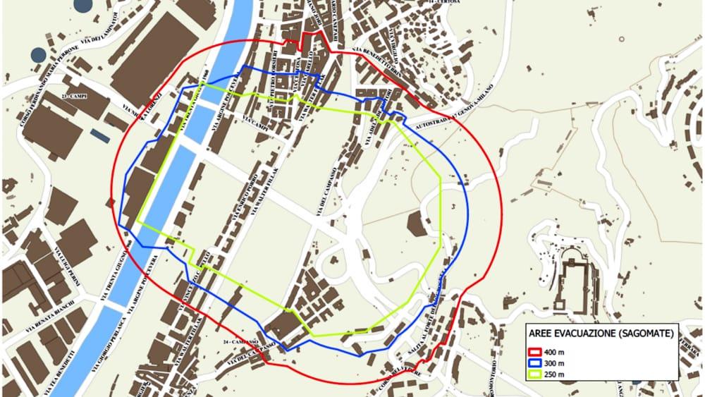 Piano Evacuazione Demolizione Ponte Morandi 24 Giugno 2019