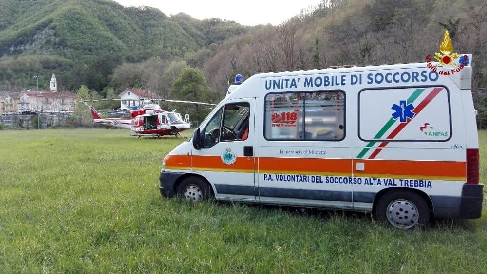 b9a8acdf25e Incidenti alla Foce e a Montebruno