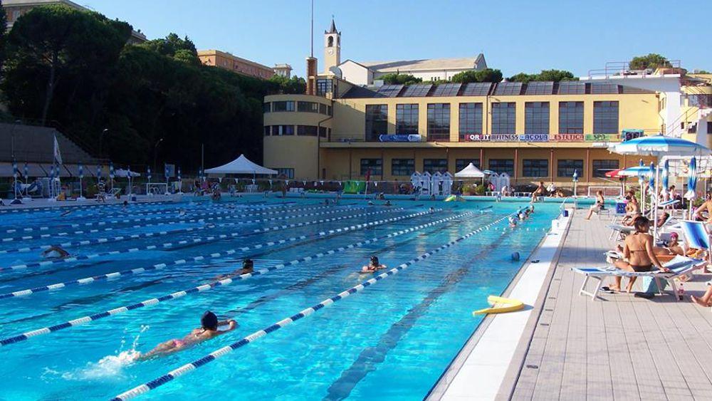 Le piscine di albaro festeggiano 80 anni - Prezzi piscine albaro ...