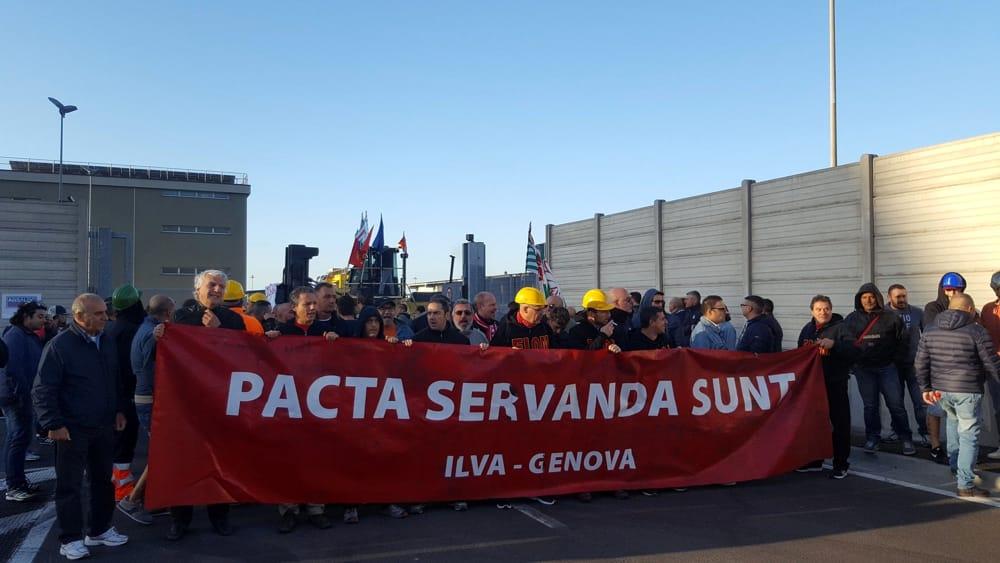 Arcelor Mittal sospende spegnimento di Taranto - GenovaToday