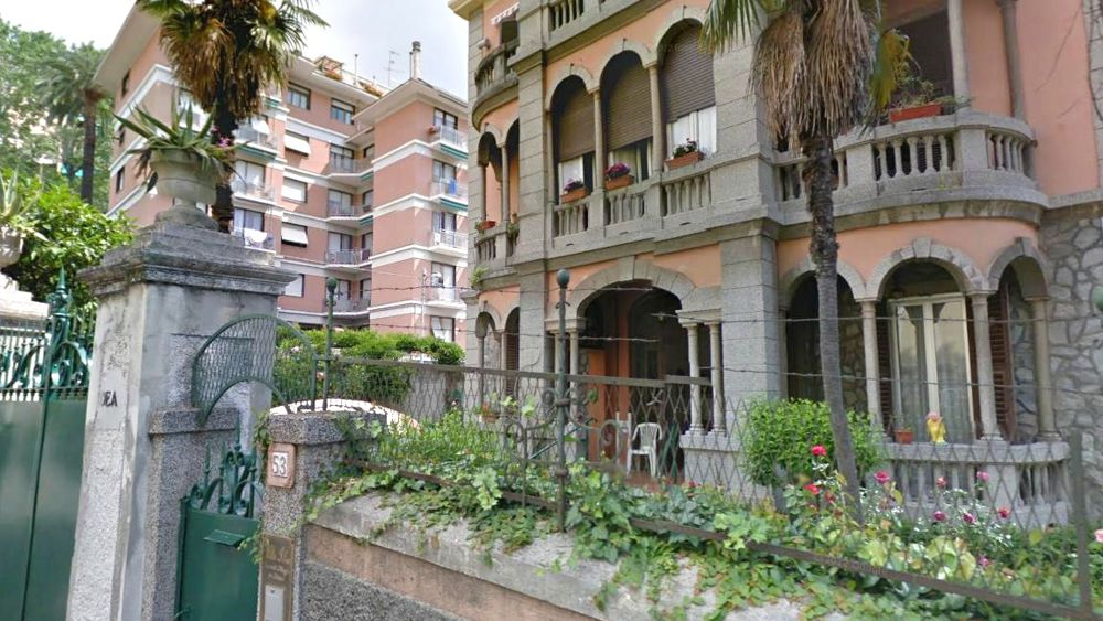 Casa Di Riposo Villa Del Principe Genova